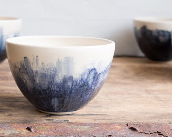 Small Watercolour Bowls