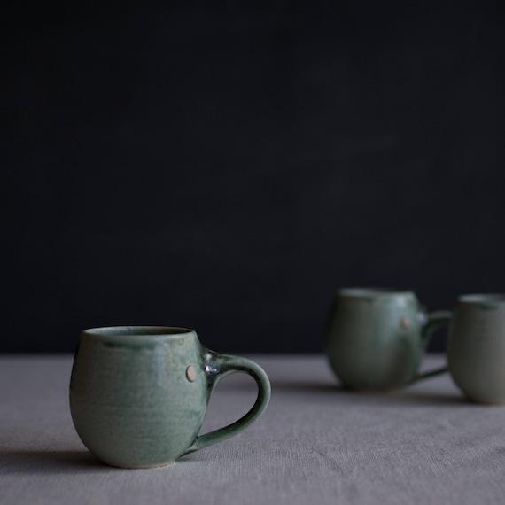 Espesso Mug in Mint Green