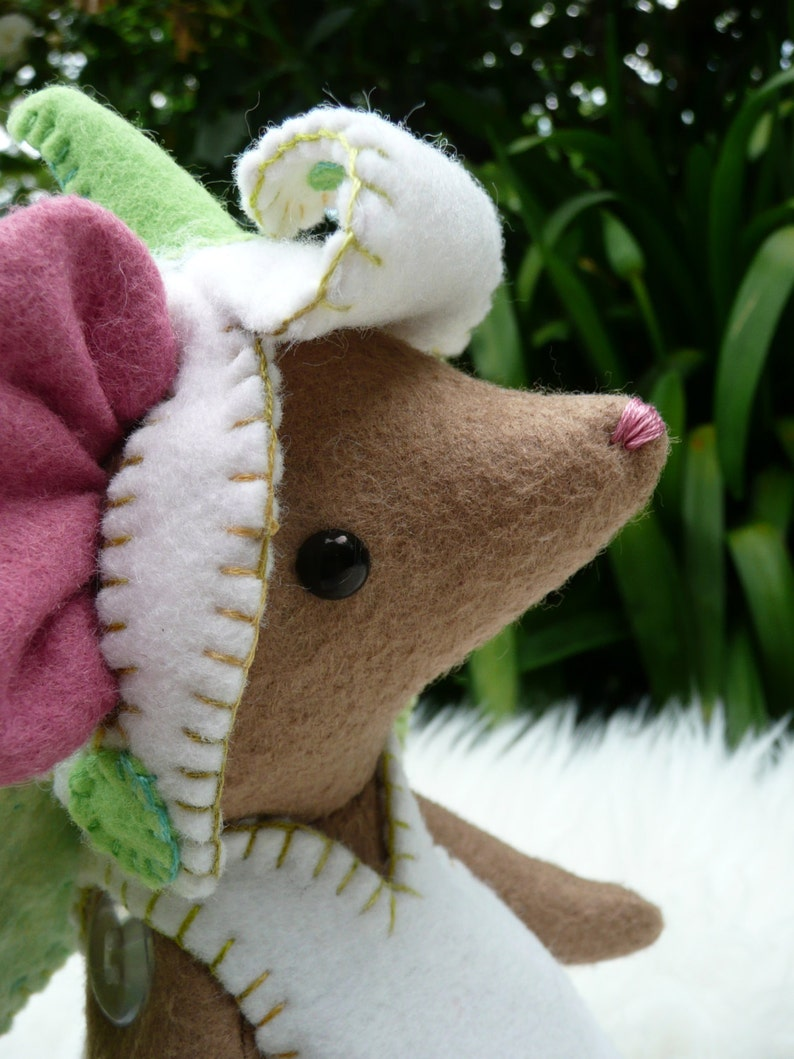 Petal Mouseling in her Snow Drop Fairy Dress Up image 0