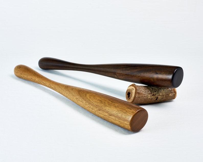 Muddler Mojito  Wood Cocktail and Kitchen Muddle Stick image 0