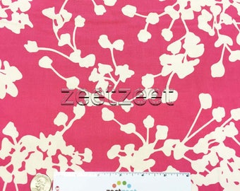 CORIANDER PINK Amy Butler Quilt Fabric - by the Yard, Half Yard, or Fat Quarter Fq - RARE and Out of Print