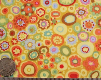 Kaffe Fassett PAPERWEIGHT Yellow GP20 Quilt Fabric - by the Yard, Half Yard, or Fat Quarter FQ