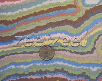 Kaffe Fassett JUPITER Sateen Stone Gray - Cotton HOME DECOR Fabric - by the Yard - Drapery Weight