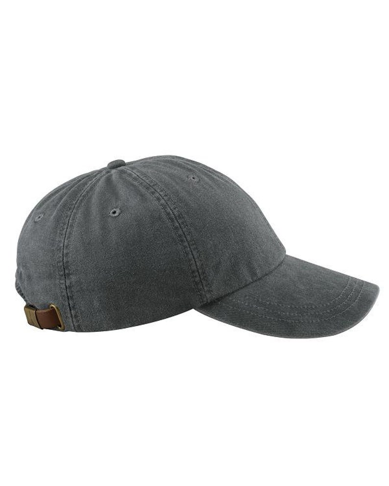 9f6277e7700 CHARCOAL HAT One Women or Men Adams Baseball Cap 24 Color