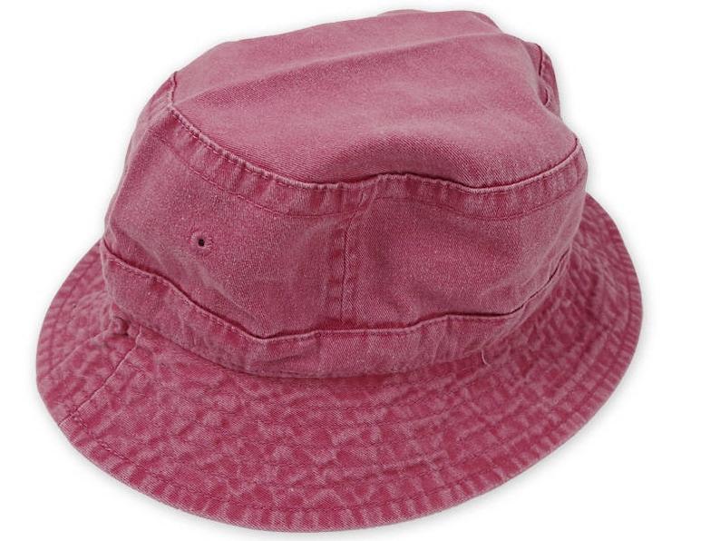 31b5b3a731f NAUTICAL RED XL Bucket Hat Women Men Adams Bird Watcher Golf