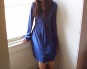Night Sky Blue Dress