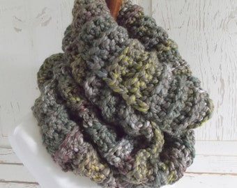 Infinity Scarf Cowl | STYLE #1036