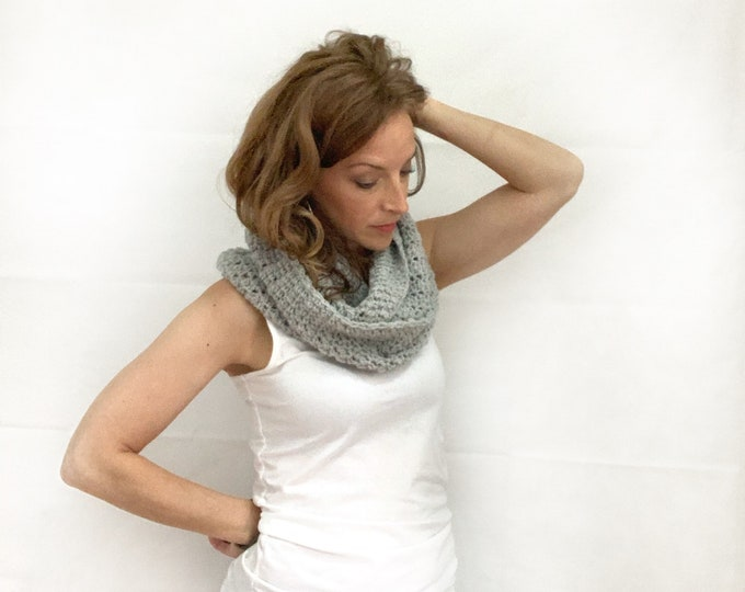 Infinity Scarf | STYLE #1010