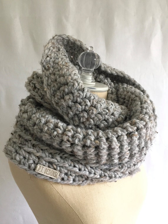 Infinity scarf | style #1022