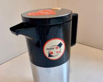 Vintage Dr. Zimmerman Bad hersfeld Coffee Pot Thermos West Germany