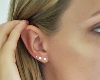 543c92ef40ca5 Small stud earrings | Etsy