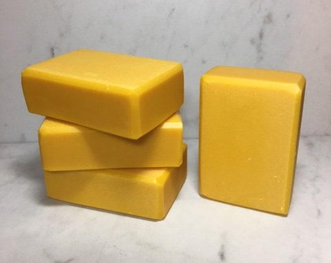 Orange Cream Delight Milkmade Soap, Sweet Orange Essential Oil, Fresh Squeezed Orange Juice, Cream, Silky Lather, Great for Sensitive Skin