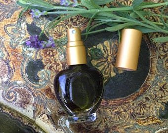 PROVENCE Botanical Eau de Parfum ~ Coastal Breezes of Citrus, Green Leaf, Fruity Lavender, Forest Pine & Oakmoss ~ All Natural Fragrance