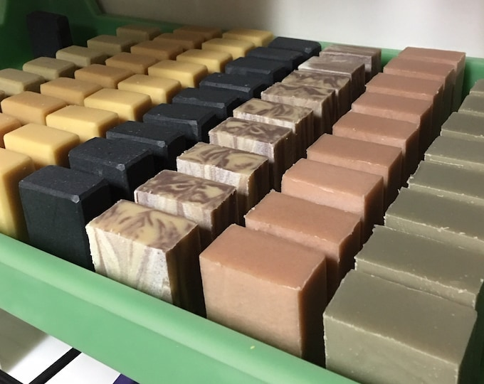 Morning Glory Teahouse All Natural Handmade Soap Inventory List ~ Updated Daily / Pure Plant Essential Oils & Natural Colorants