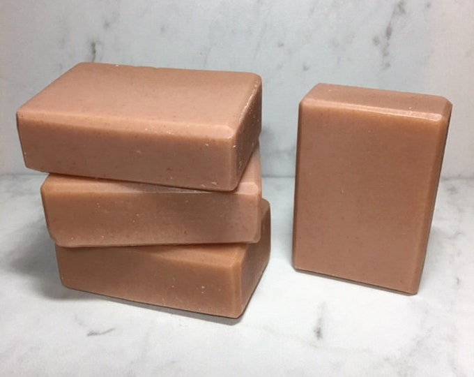 Carnation Spice Milkmade Soap, Creamy Goat Milk, Ylang Ylang, Sweet Orange & Clove Bud Essential Oils, Silky Lather, Rose Kaolin Clay