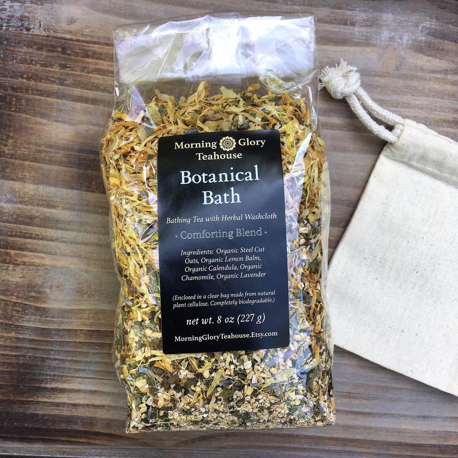 Botanical Bath / Bathing Herbs / Bathing Tea with Herbal