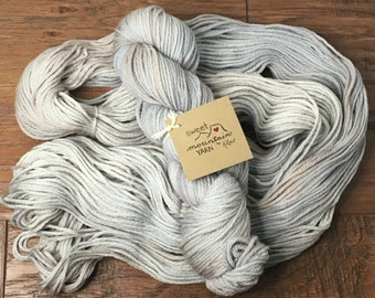 Morning's at Seven- Hand-dyed Yarn READY to SHIP