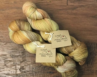 Pippa's Song- Hand-dyed Yarn READY to SHIP