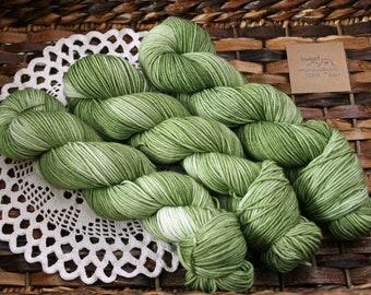 Olive Tonal DK weight Yarn *Ready to Ship*