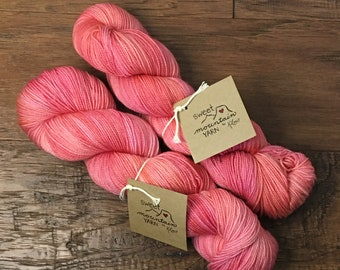 At the Morn- Hand-dyed Sock Yarn *READY to SHIP*