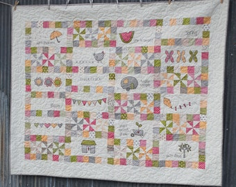 Hello Spring Quilt Pattern