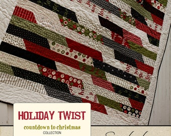 Holiday Twist- Download Pattern