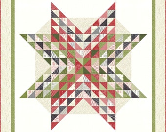 PRE-ORDER- Tis The Season Quilt Kit