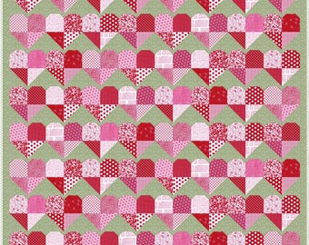 Love -  Quilt Pattern Download