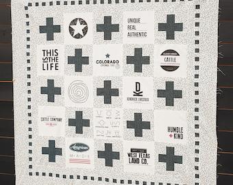 PRE-ORDER- Branded Quilt Kit