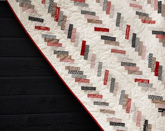 PRE-ORDER- Against The Grain Quilt Kit