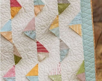 Be Happy Quilt - Download Pattern