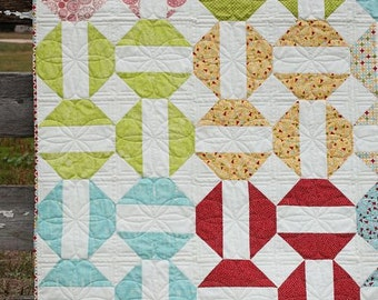 Make A Wish Quilt Pattern - Download