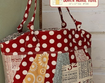 Down Home Tote - Download Pattern