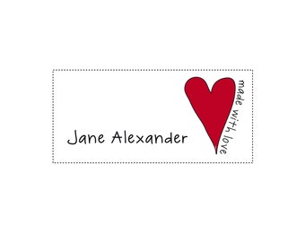 Bulk Personalized Labels #L120