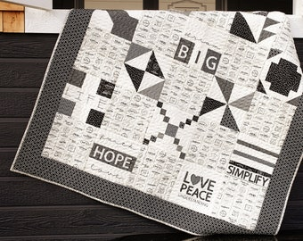 Dream Big Quilt Pattern