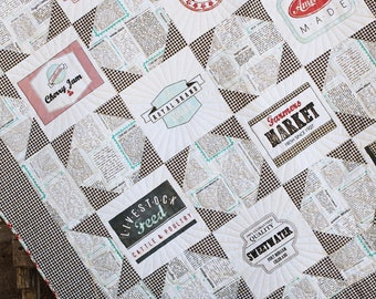 PRE-ORDER- Fabric Kit for Feed Co Quilt