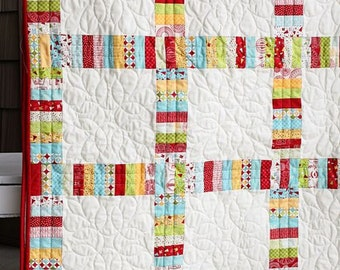 Confetti Quilt Pattern - Download