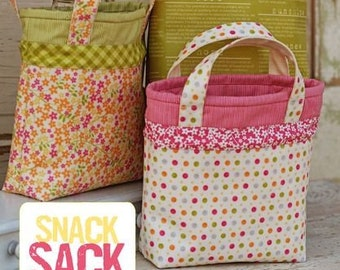 Snack Sack Pattern - Download Pattern