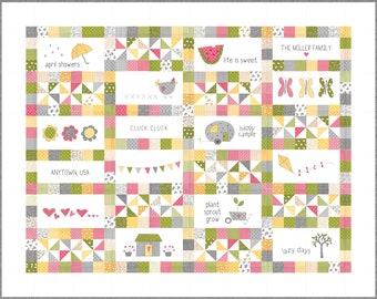 PRE-ORDER- Hello Spring Quilt Kit