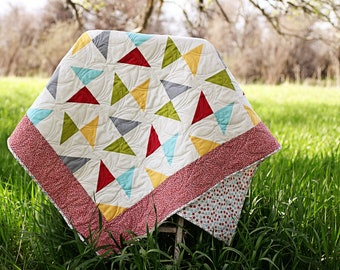 Sunny Quilt- Download Pattern