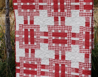 Buckle Up Quilt Pattern- Download