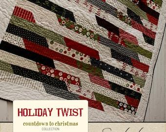 Holiday Twist- Download Pattern