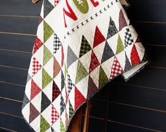 Noel Quilt Pattern- Download