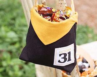 Halloween Treat Bag - Download  Pattern