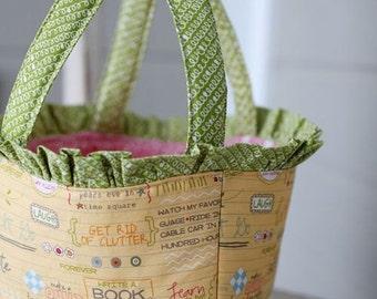 Spring Basket - Download Pattern Only