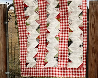 Make It Merry Quilt Pattern- Download
