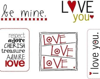 Love Little Labels