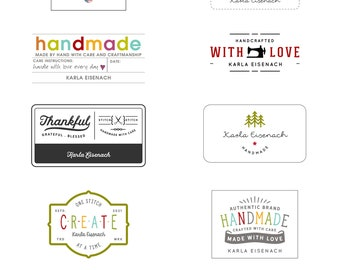 personalized labels