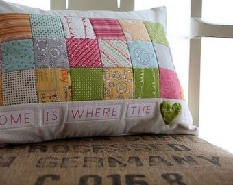 Noteworthy Pillow - Download Pattern