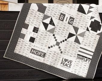 Dream Big Quilt Pattern